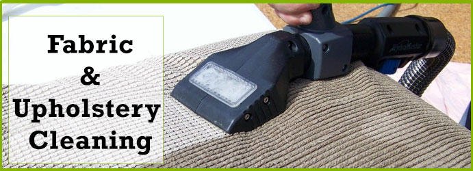 Fabric & Upholstery Cleaning