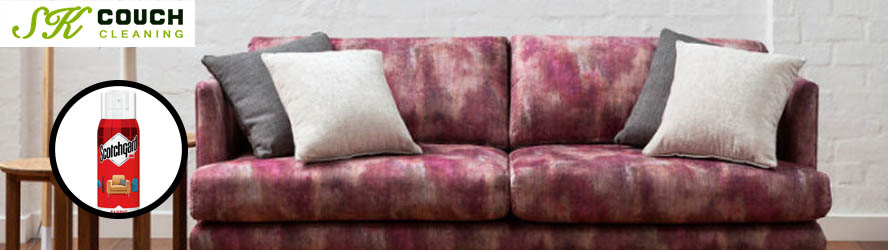 Upholstery Stain Protection